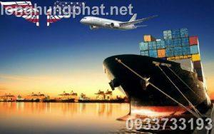 Giá cước gửi hàng đi mỹ đường biển, đường hàng không rẻ